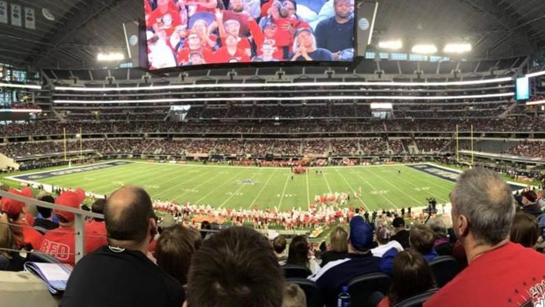 Footballplayoff Fans